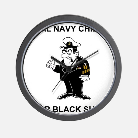 Navy-Humor-Black-Shoes-CMC.gif Wall Clock