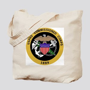 USPHS-Commissioned-Corps-Yellow Tote Bag
