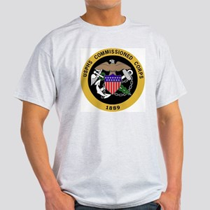 USPHS-Commissioned-Corps-Yellow Light T-Shirt