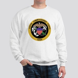 USPHS-Commissioned-Corps-Yellow Sweatshirt