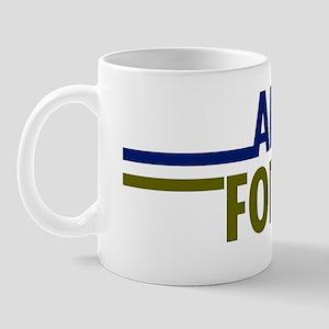 USAF-Flight-Emblem-Blue-Green Mug
