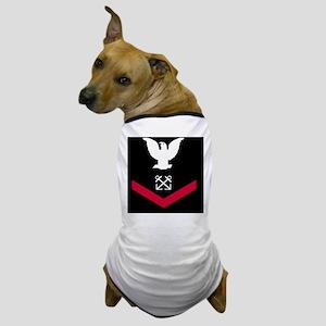 Navy-BM3-Tile Dog T-Shirt