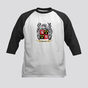Hugill Coat of Arms - Family Crest Baseball Jersey