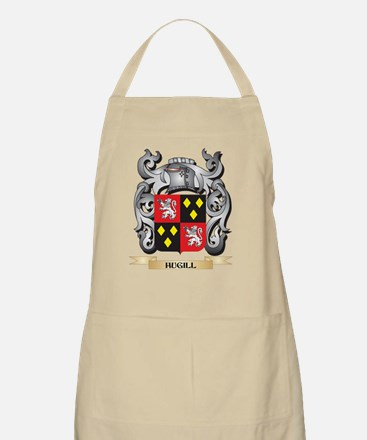 Hugill Coat of Arms - Family Crest Light Apron