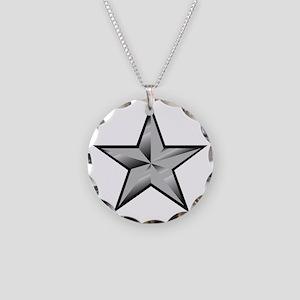 Brigadier-General-Squared.gi Necklace Circle Charm