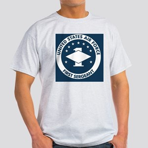 USAF-First-Sergeant-Greetings Light T-Shirt