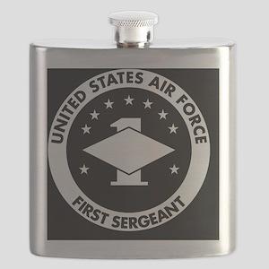 USAF-First-Sergeant-Calendar Flask