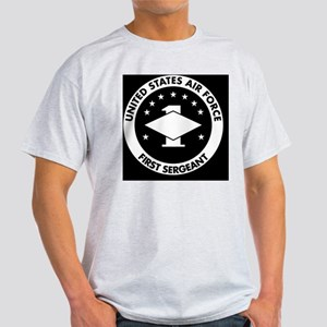 USAF-First-Sergeant-Calendar Light T-Shirt
