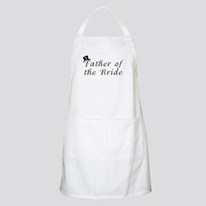 Father of the Bride BBQ Apron