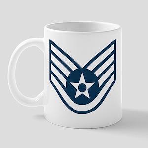 3-USAF-SSgt-Mug Mug