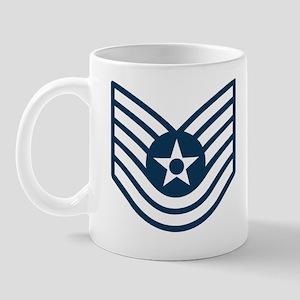 3-USAF-TSgt-Mug Mug