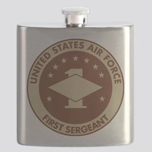Delete-From-Here-USAF-First-Sergeant-Brown-S Flask