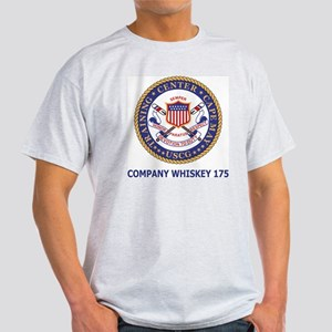 USCG-Recruit-Co-W175-Shirt-2 Light T-Shirt