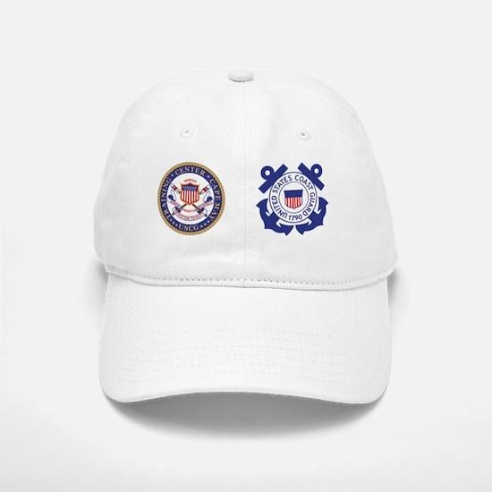 USCG-TraCen-Cape-May-Mug.gif Baseball Baseball Cap