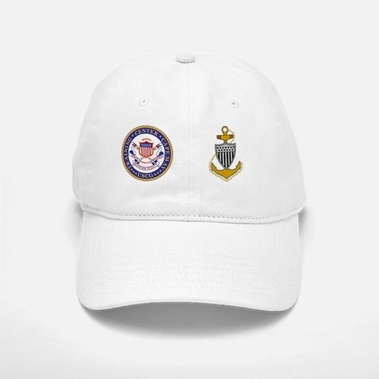 USCG-TRACEN-CpMy-CPO-Mug.gif Baseball Baseball Cap