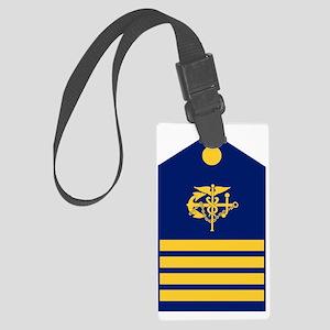 USPHS-USCG-CAPT-Board Large Luggage Tag