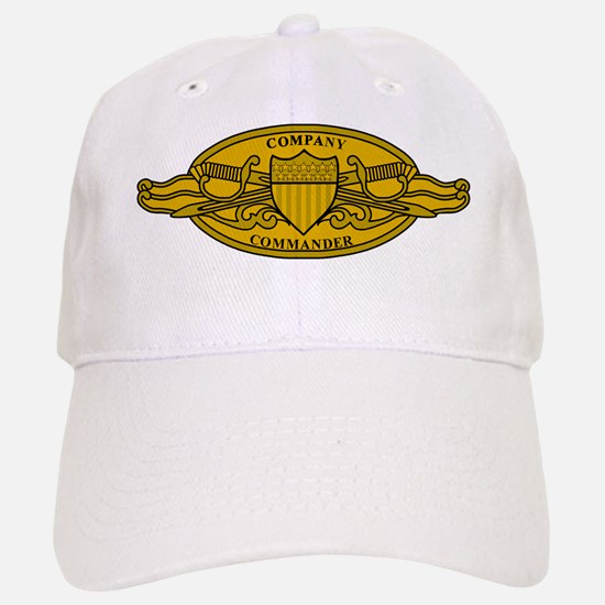 USCG-Company-Commander-Squared.gif Baseball Baseball Cap