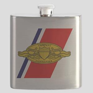 USCG-Company-Commander-Magnet Flask