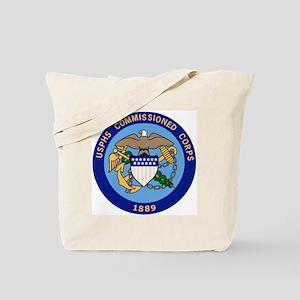 USCG-TRACEN-CpMy-USPHS-Officer Tote Bag