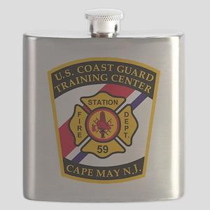 USCG-TRACEN-CpMy-Fire-Dept-Bonnie Flask