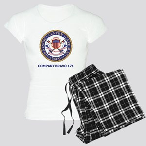 USCG-Recruit-Co-B176-Shirt- Women's Light Pajamas