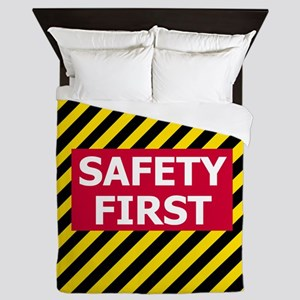 3-Safety-First-Tile Queen Duvet