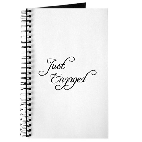 Just Engaged Journal