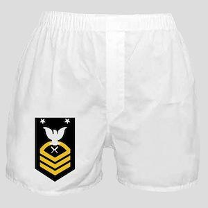Navy-YNCM-Bonnie Boxer Shorts