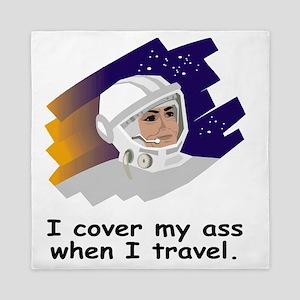 NASA-Cover-My-Ass Queen Duvet