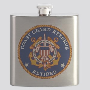 USCGR-Retired-Bonnie Flask