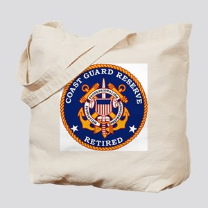 USCGR-Retired-Bonnie Tote Bag