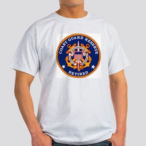 USCGR-Retired-Bonnie Light T-Shirt