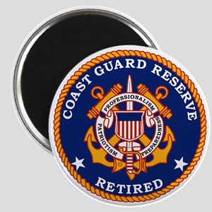USCGR-Retired-Bonnie Magnet