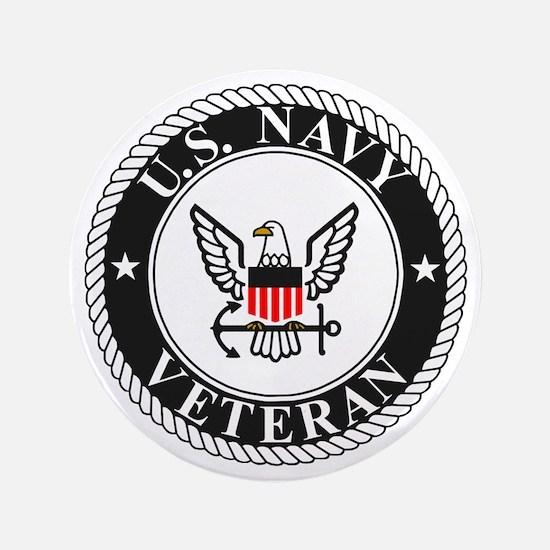"Navy-Veteran-Bonnie-3.gif 3.5"" Button"