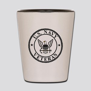 Navy-Veteran-Bonnie-6 Shot Glass