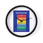 Rapture Alert - Wall Clock