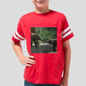 ex2tile Youth Football Shirt