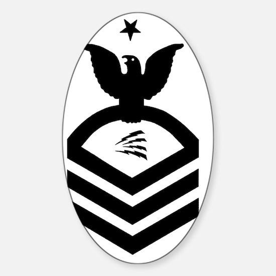 USCG-TCCS-Green-Shirt Sticker (Oval)