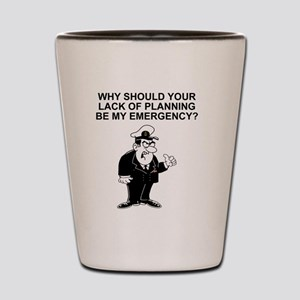 Navy-Humor-Lack-Of-Planning-Right-Sleev Shot Glass