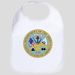 Army Emblem Bib