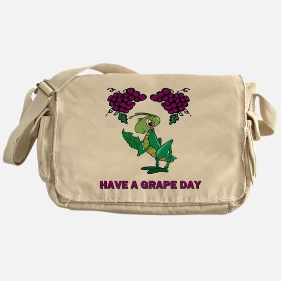 St-Urho-Shirt-Back.gif Messenger Bag