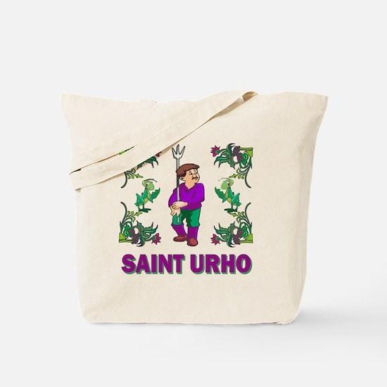 St-Urho-Black-Shirt-3 Tote Bag