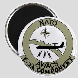 NATO-AWACS-E-3A-Light-Blue-Shirt Magnet
