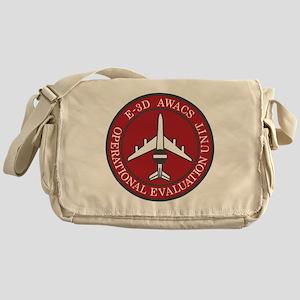 NATO-AWACS-E-3D-Operational-Evaluati Messenger Bag