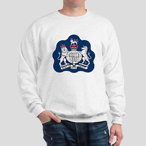 3-RAF-Warrant-Officer-Black-Shirt Sweatshirt