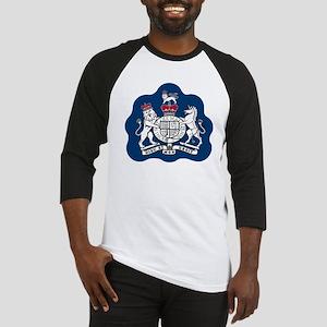 3-RAF-Warrant-Officer-Black-Shirt Baseball Jersey
