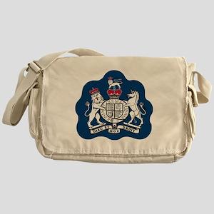 3-RAF-Warrant-Officer-Black-Shirt Messenger Bag