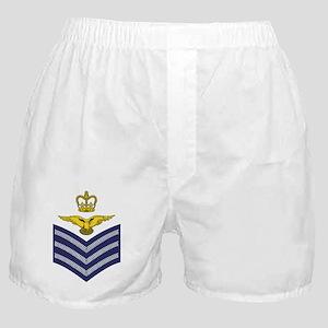 RAF-Flight-Sergeant-Aircrew-Bonnie.gi Boxer Shorts
