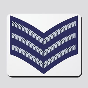 3-RAF-Sergeant-Cap Mousepad