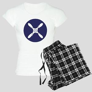 RAF-Junior-Technician-Blue- Women's Light Pajamas